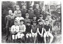 Handzame: geboortejaar 1959 samen op de foto