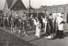 Madonna (Langemark): Plechtige Communie in de zestiger jaren