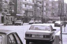 De Panne: Zeelaan in midden jaren 1980