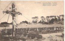 De Panne: Belgische militaire begraafplaats, grootste van West-Vlaanderen