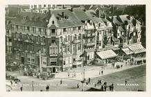 De Panne: luchtopname door S.A.B.E.F.A. van Hotel Terlinck