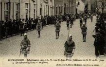 Poperinge: jubelfeesten voor Onze-Lieve-Vrouw van Sint-Jan