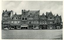 Diksmuide: Grote Markt: 1950-1960