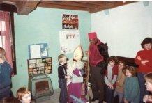 Wulpen: Sinterklaasfeest voor de jongeren in jeugdclub de Wulpiërs