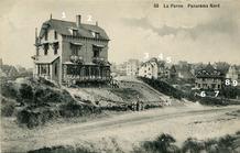 Villa's Corinne en Symphonie in de Leopold II-laan