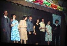 Hollebeke: de revue , Moa goa't ol zere, in 1979
