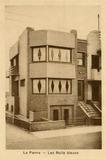 De Panne: verdwenen appartementsgebouw 'Les Nuits Bleues' in de Koninginnelaan