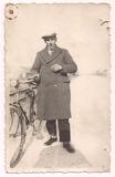 Voormezele: Marcel Barbez met fiets