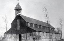 De Mokker (Koekelare): de noodkerk