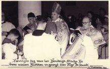 Lo: inwijding van twee nieuwe kerkklokken