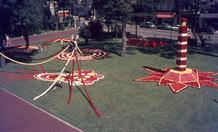 De Panne: het eerste begoniafestival, het prille begin van een belangrijke toeristische attractie
