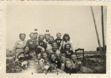 Oostvleteren: de hoppepluk bij Gekiere in de Burgweg