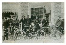 Handzame: fietsen en naaimachines