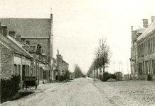 Lo: de Ooststraat voor de Eerste Wereldoorlog