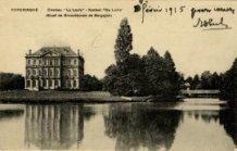 Proven: kasteel De Lovie met vijvers