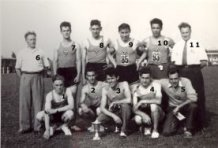Nieuwkerke: atletiekploeg