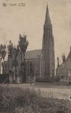 Koksijde: de ranke toren van de Sint-Pieterskerk