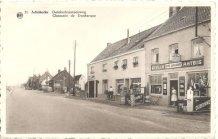 Adinkerke: café 'Jean Bart'