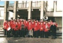 De Panne: muziekmaatschappij 'Nu of Nooit' voor gemeentehuis