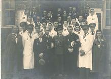 Nieuwpoort-Stad: Rode Kruis 1944