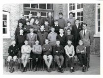 Nieuwpoort: middelbare afdeling College Nieuwpoort 1964-1965