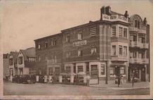 Koksijde: hotel-pension La Providence en A ka Boule d'Or