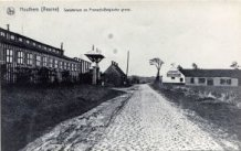De Grayaert (Houtem): sanatorium in oude Idesbaldeshospitaal