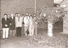 Hollebeke: inwijding van de Bierboomstraat