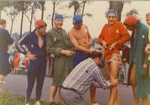 Damme: RYSC  zwemt Damme Brugge
