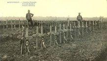 Reningelst: Franse begraafplaats