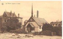 De Panne: kapel Sint Jozef