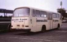De Panne: eerste eigen schoolbus Immaculata instituut