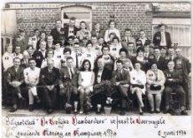Voormezele: Biljartclub De Vrolijke Damberders