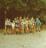 Reningelst: jongenschiro van Hollebeke op kamp in 1974