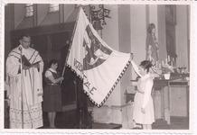 Voormezele: Inwijding VKAJ vlag
