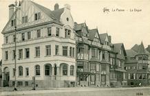 De Panne: het noodlot slaat op 16 oktober 1918 toe op villa's Ten Duine en Catherine