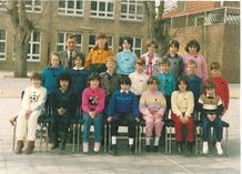 De Panne: derde leerjaar Rijkstechnisch Instituut