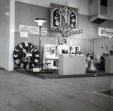 Heizel: Clock-o-Matic tijdens een beurs op de Heizel
