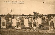 Houthulst: de Belgische militaire begraafplaats tijdens het interbellum
