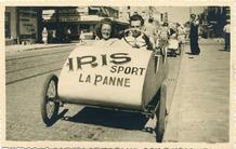 De Panne: leuk ritje met billekar van Iris Sport