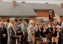 Watou: inhuldiging Schutterswijk