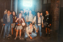 Ieper: planweekend scouts