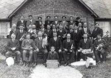 De Grayaert (Houtem): eerste uitstap van de fanfare in 1926, naar Veurne!