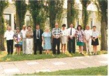 Veurne: lerarenkorps lagere afdeling Koninklijk Atheneum