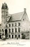 Lo: het stadhuis voor 1914