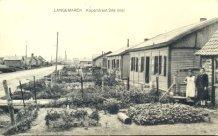 Langemark: heropbouw na Eerste Wereldoorlog