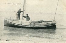 De Panne: Pier Kloeffe en Toptje Kazale in de St.-Pierre
