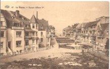 De Panne: koning Albert I-plein