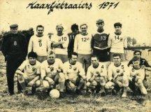 De Klijte: gelegenheidsvoetbalploeg Haantjekraaiers