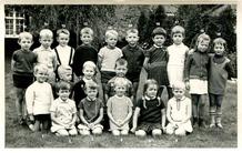 Lo: kleuterklas in 1969